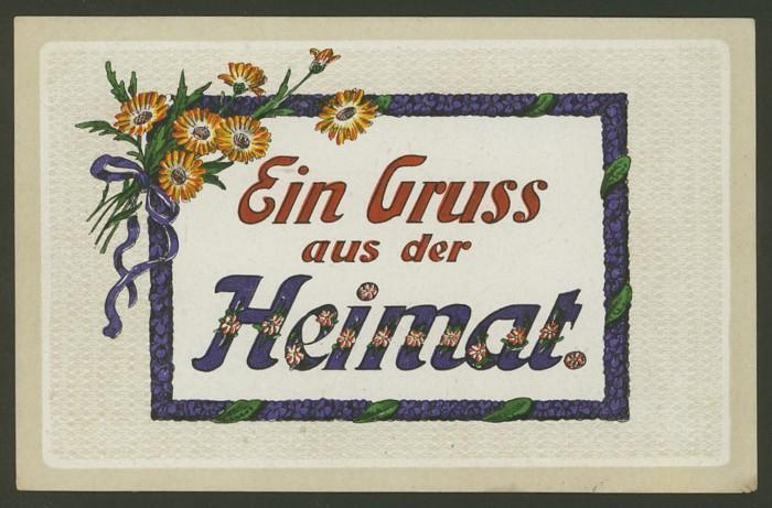 Patriotische Karten aus der Zeit um 1915 Ak_pat10