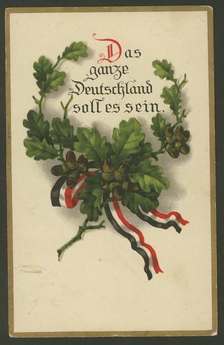 Patriotische Karten aus der Zeit um 1915 Ak_pat12
