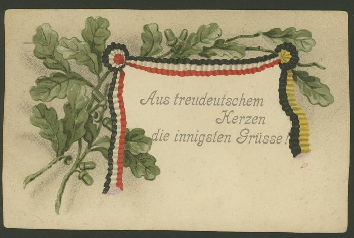 Patriotische Karten aus der Zeit um 1915 Ak_pat13