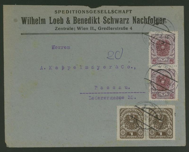 Ältere Briefe von Österreich  -  nett anzuschauen Ank_3110