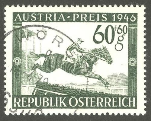 Horses / Pferde (Marken auf Brief oder Karte) At-pfe12