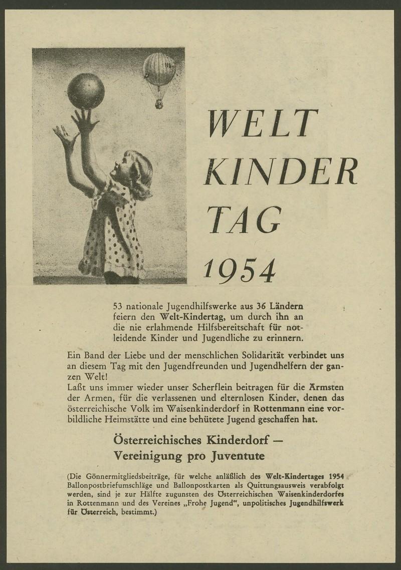 Die Privatganzsachen der österreichischen Ballonpost Ballon33