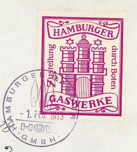 Botenpost in Hamburg Botenp11