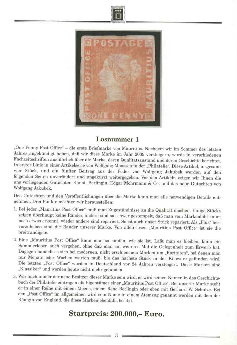 Auktionskataloge Derich11