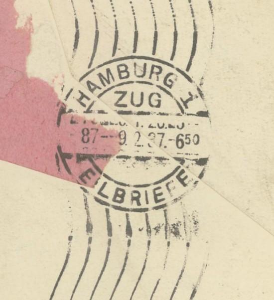 Briefe aus Frankreich   /   1930 - Kriegsbeginn F_1_rs10