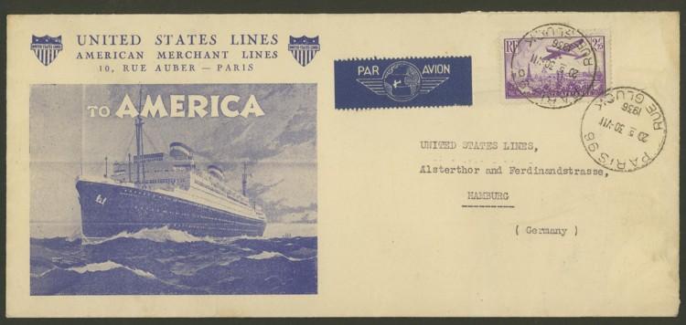 Briefe aus Frankreich   /   1930 - Kriegsbeginn F_210