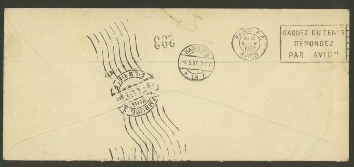 Briefe aus Frankreich   /   1930 - Kriegsbeginn F_3_rs10