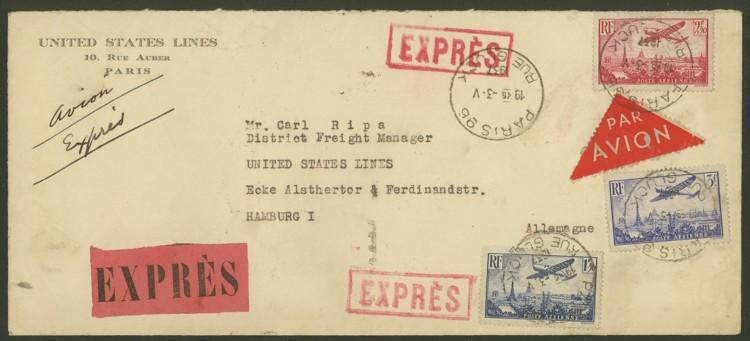 Briefe aus Frankreich   /   1930 - Kriegsbeginn F_3_vs10