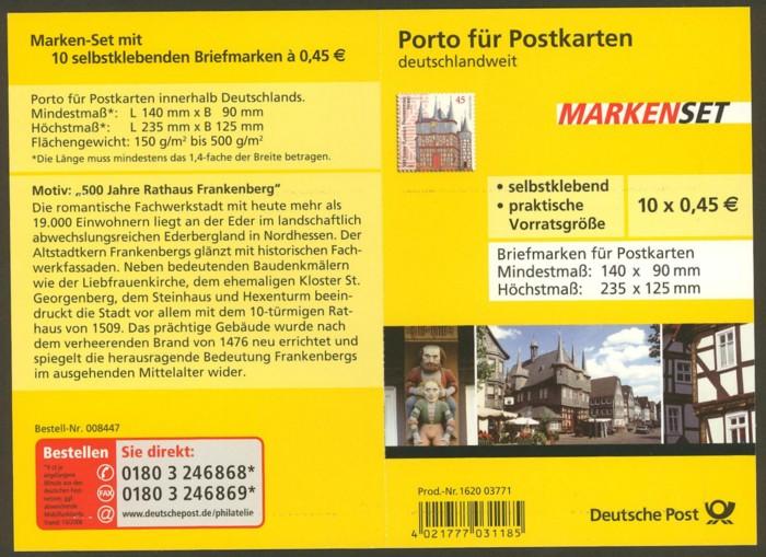 Ausgaben 2009 Deutschland Franke10