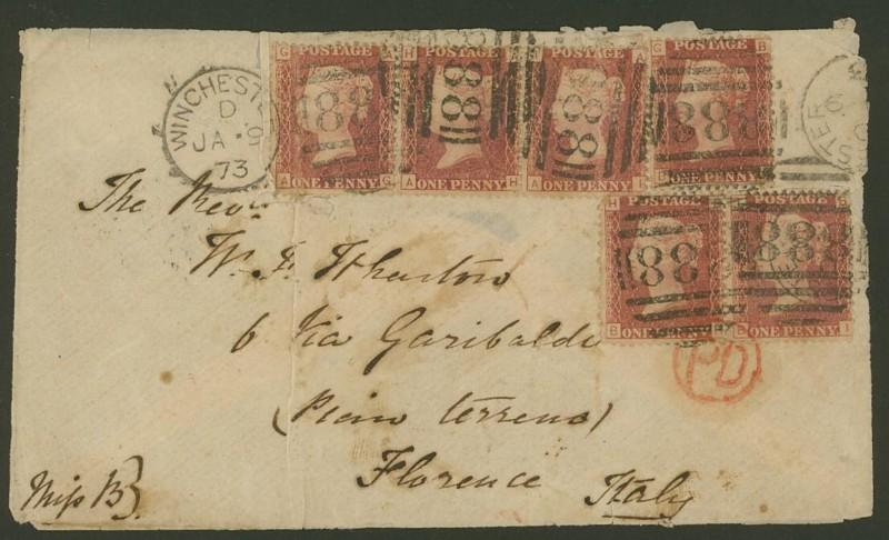 Großbritannien   -   Briefe Gb000210