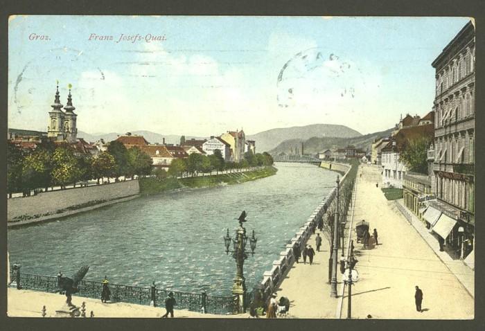 Österreich  -  Alte Ansichtskarten Graz10