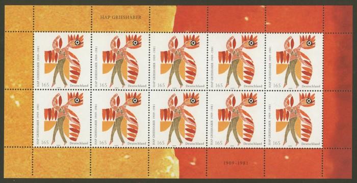 Ausgaben 2009 Deutschland Griesh10