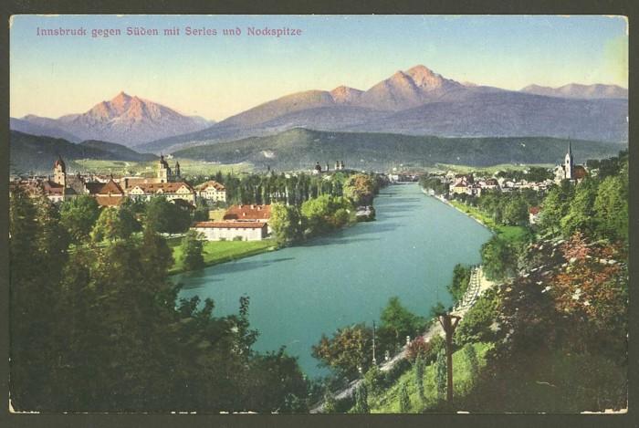Österreich  -  Alte Ansichtskarten Innsbr14