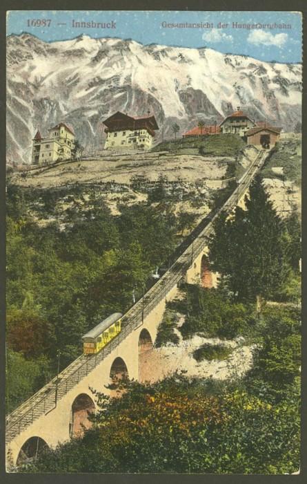 Österreich  -  Alte Ansichtskarten Innsbr15