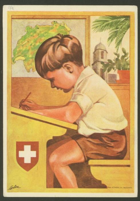 schweiz - Bundesfeierkarten Mi_p_110