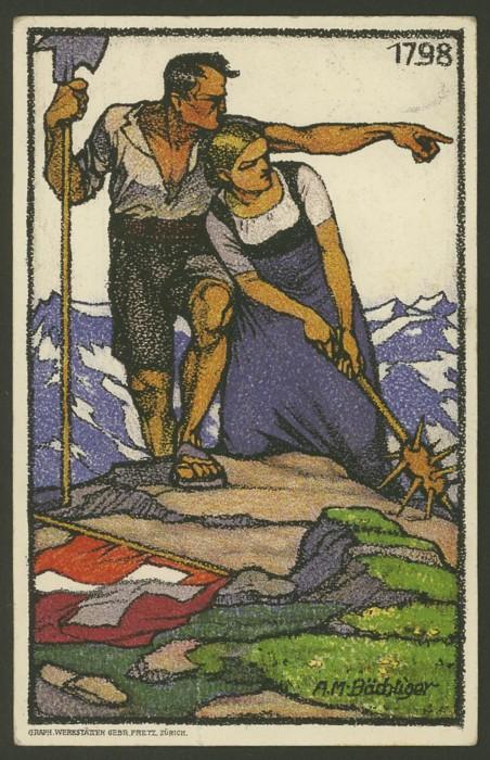 schweiz - Bundesfeierkarten Mi_p_413