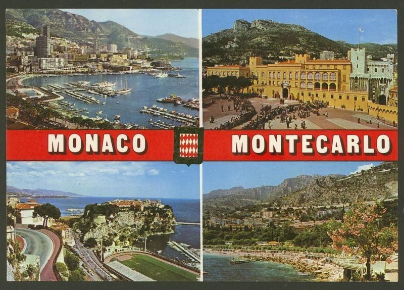 Urlaubspost aus Monaco Monako13