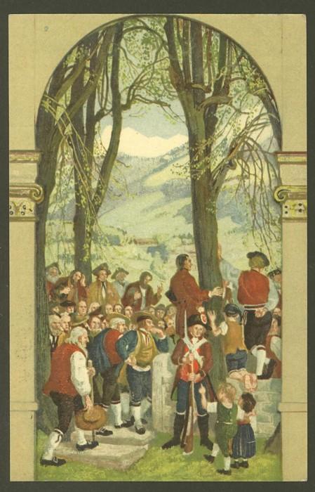 schweiz - Bundesfeierkarten P_59_210