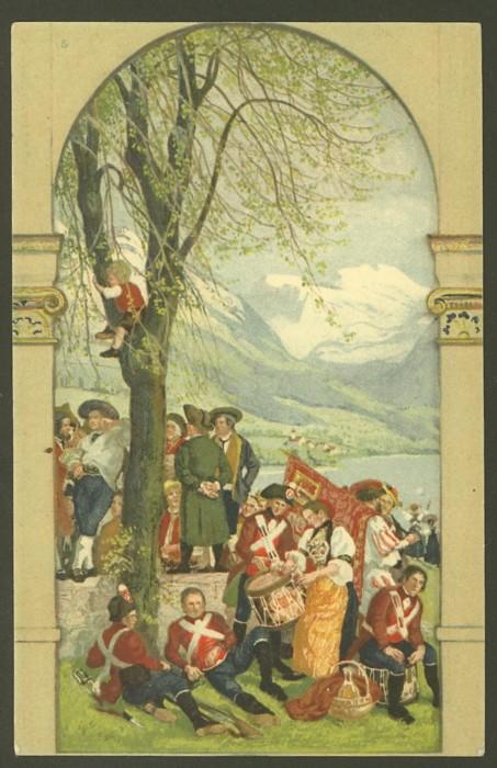 schweiz - Bundesfeierkarten P_59_510