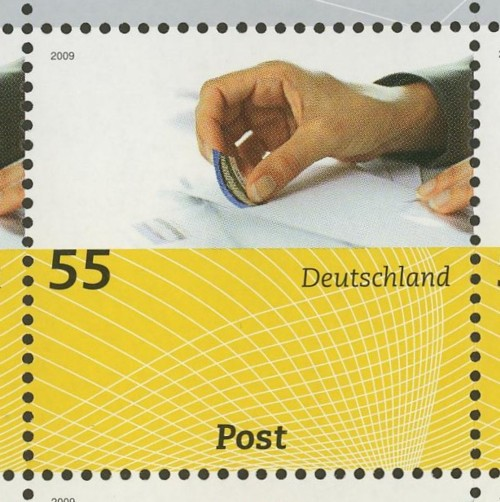 Ausgaben 2009 Deutschland Post-b11
