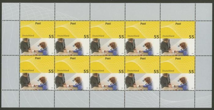Ausgaben 2009 Deutschland Post-k10