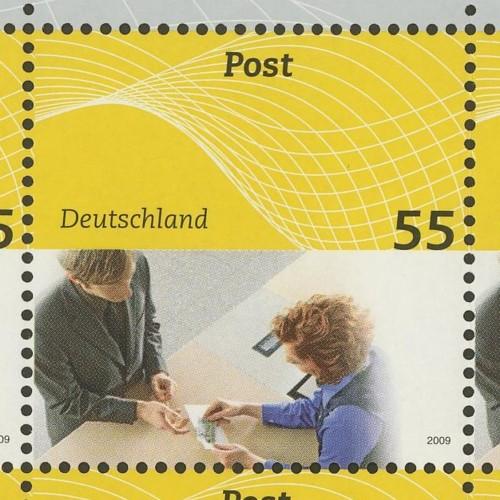 Ausgaben 2009 Deutschland Post-k11