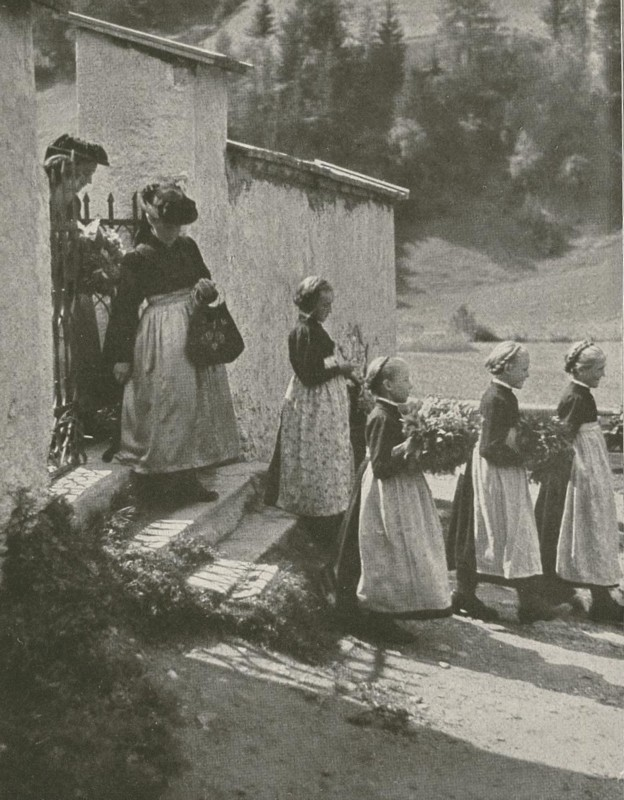 Südtiroler Trachten Puster10