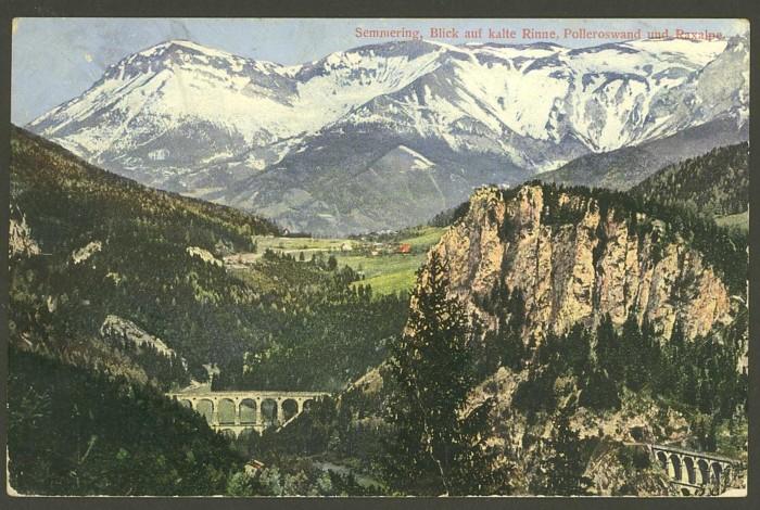 Österreich  -  Alte Ansichtskarten Semmer10