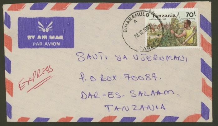 Tanzania (auch: Tansania) Tanzan10