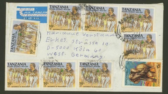 Tanzania (auch: Tansania) Tanzan13