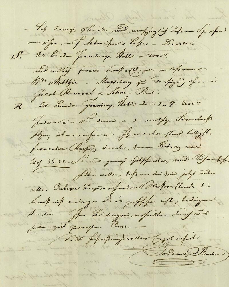 Vorphilatelie Österreich  -   Briefe aus der Vormarkenzeit Tetsch14
