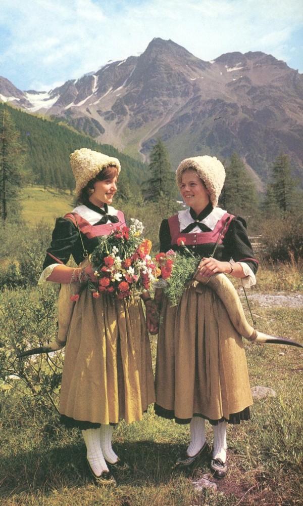 Südtiroler Trachten Tracht15