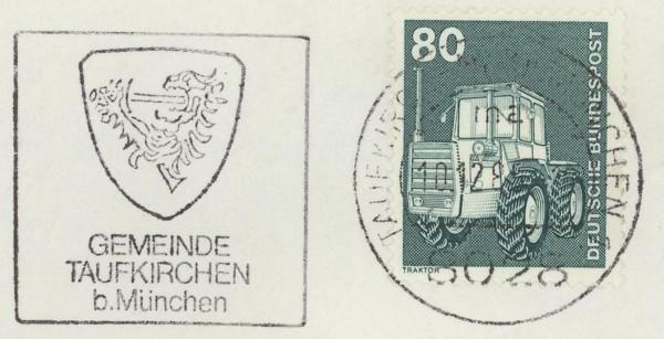 Ortswappen im Stempel Wappen15