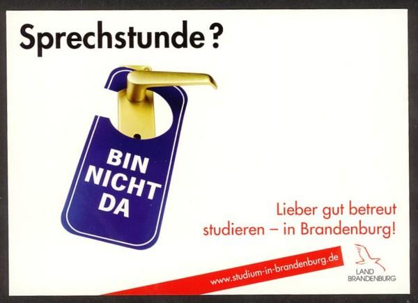 Moderne Werbekarten Wertbe13