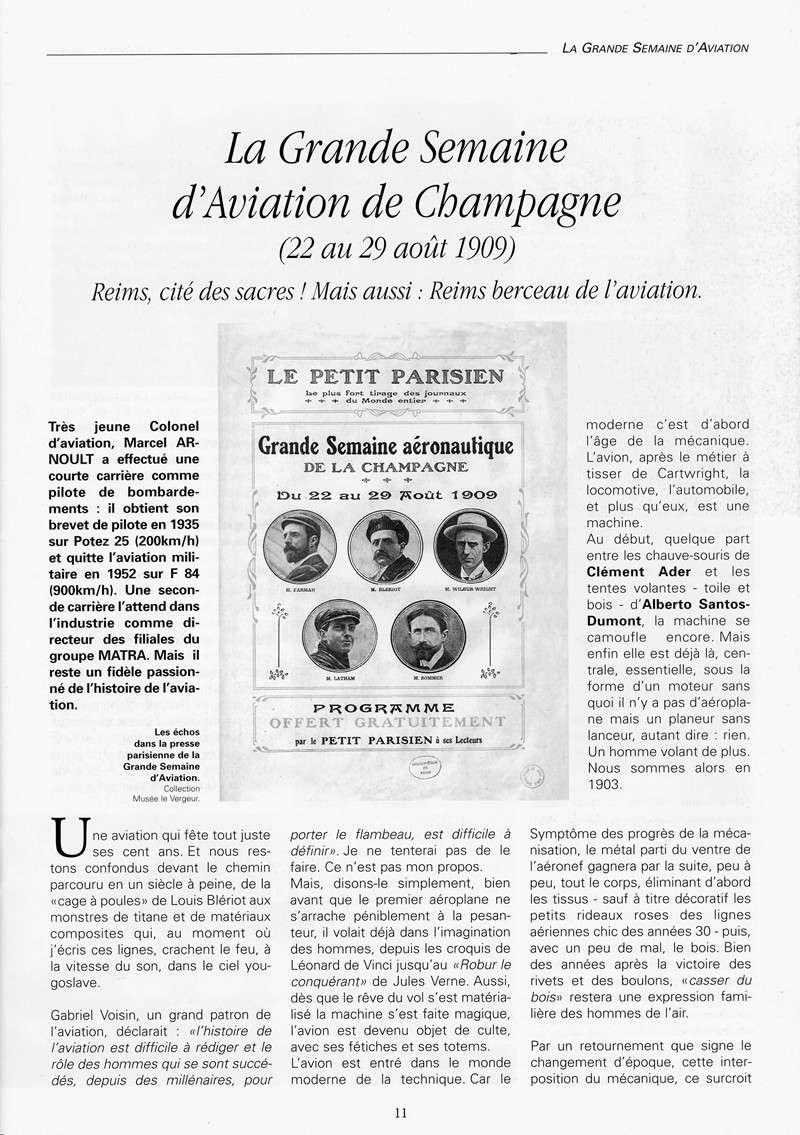 La Grande Semaine d'Aviation - Du 22 au 29 Août 1909 02-pag10