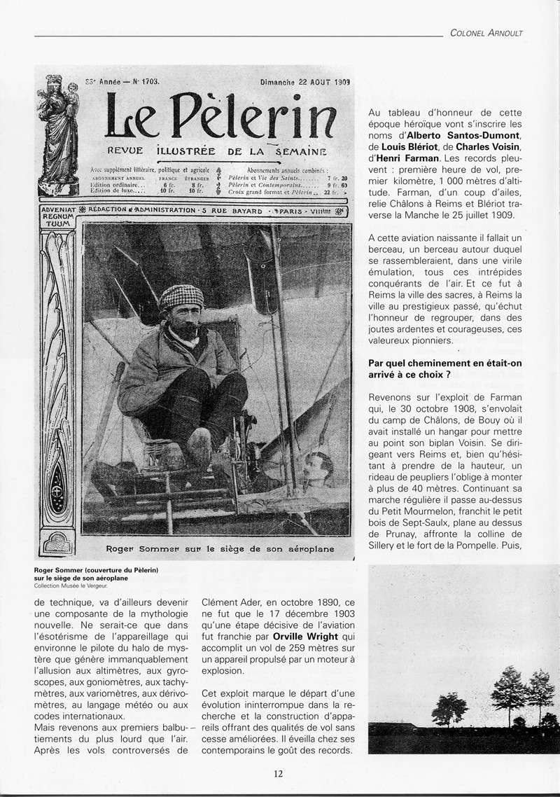 La Grande Semaine d'Aviation - Du 22 au 29 Août 1909 03-pag11