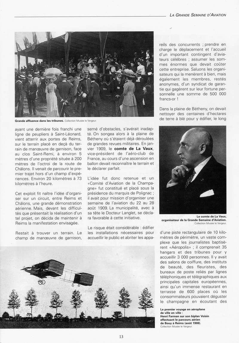 La Grande Semaine d'Aviation - Du 22 au 29 Août 1909 04-pag10