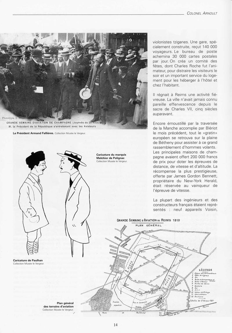 La Grande Semaine d'Aviation - Du 22 au 29 Août 1909 05-pag11