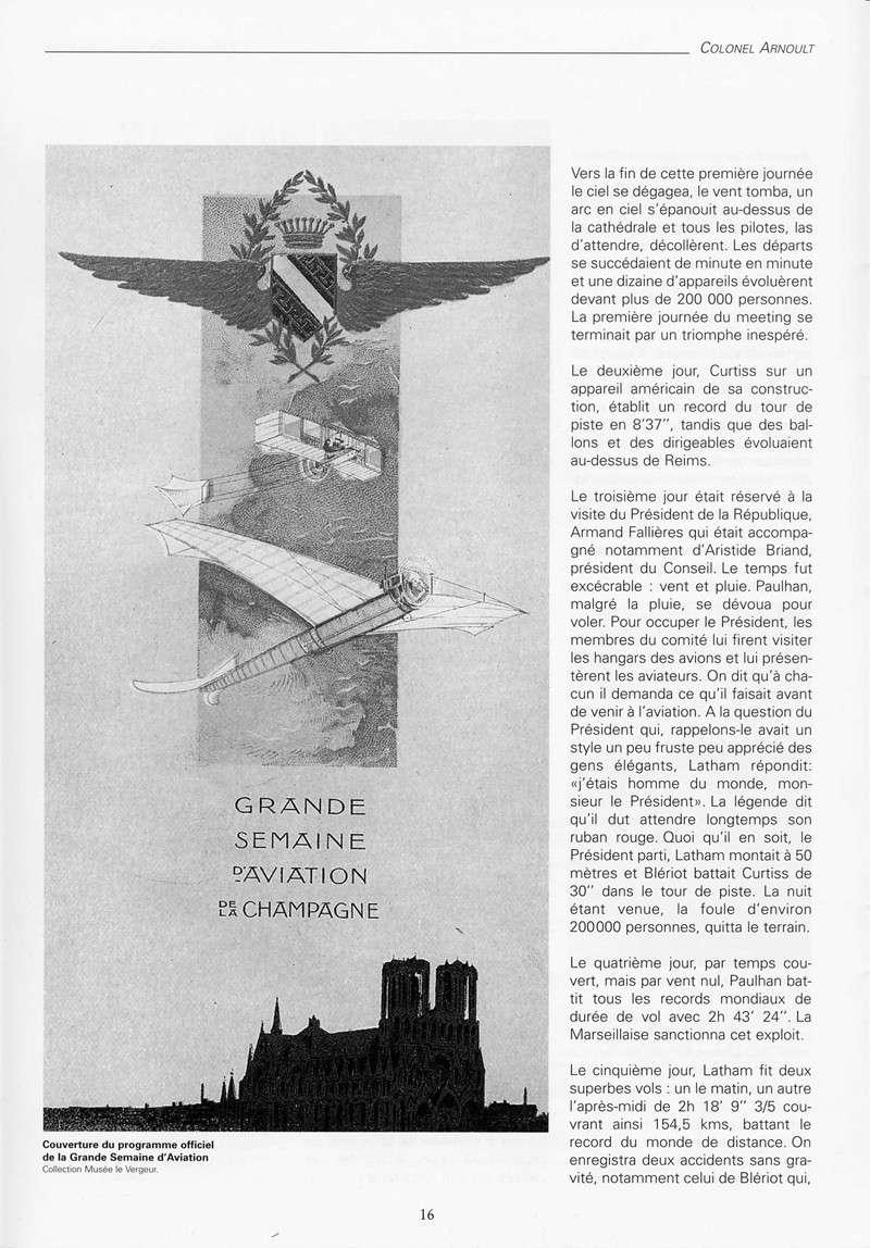 La Grande Semaine d'Aviation - Du 22 au 29 Août 1909 07-pag11