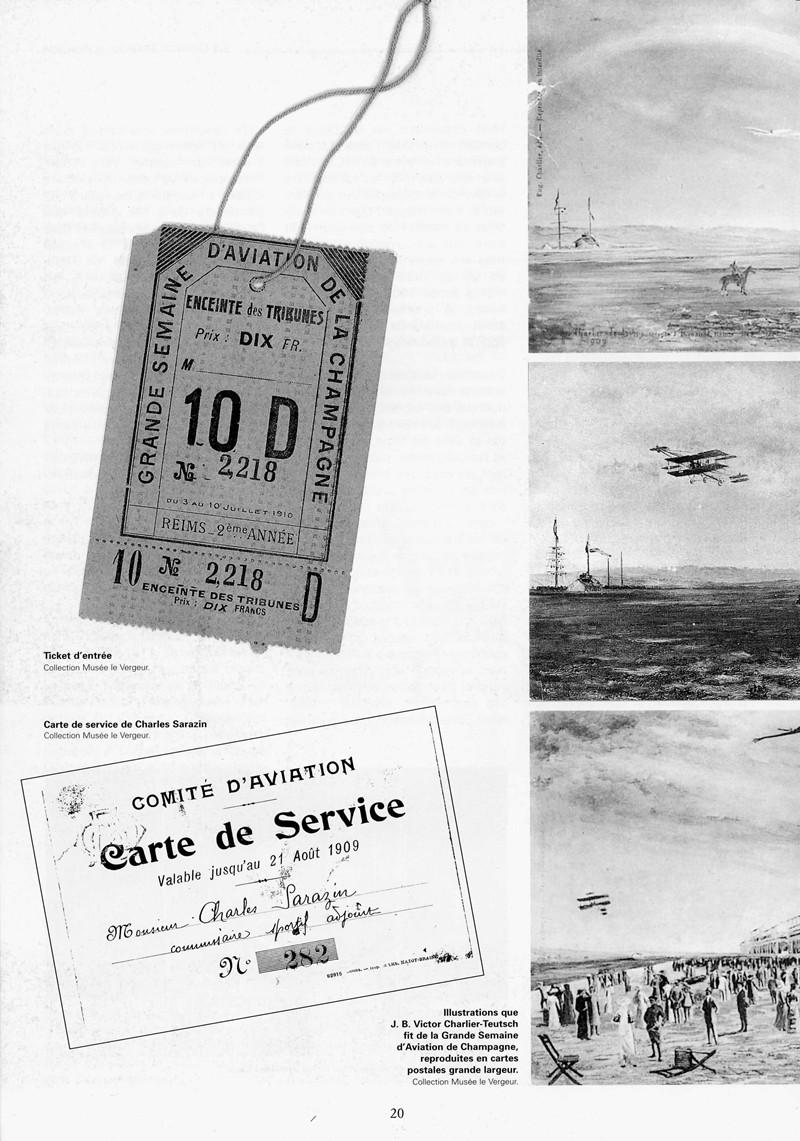 La Grande Semaine d'Aviation - Du 22 au 29 Août 1909 11-pag11