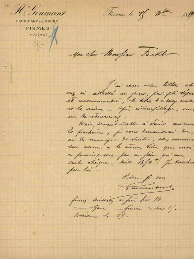 Les Entreprises - Les Sucreries 1889_n11