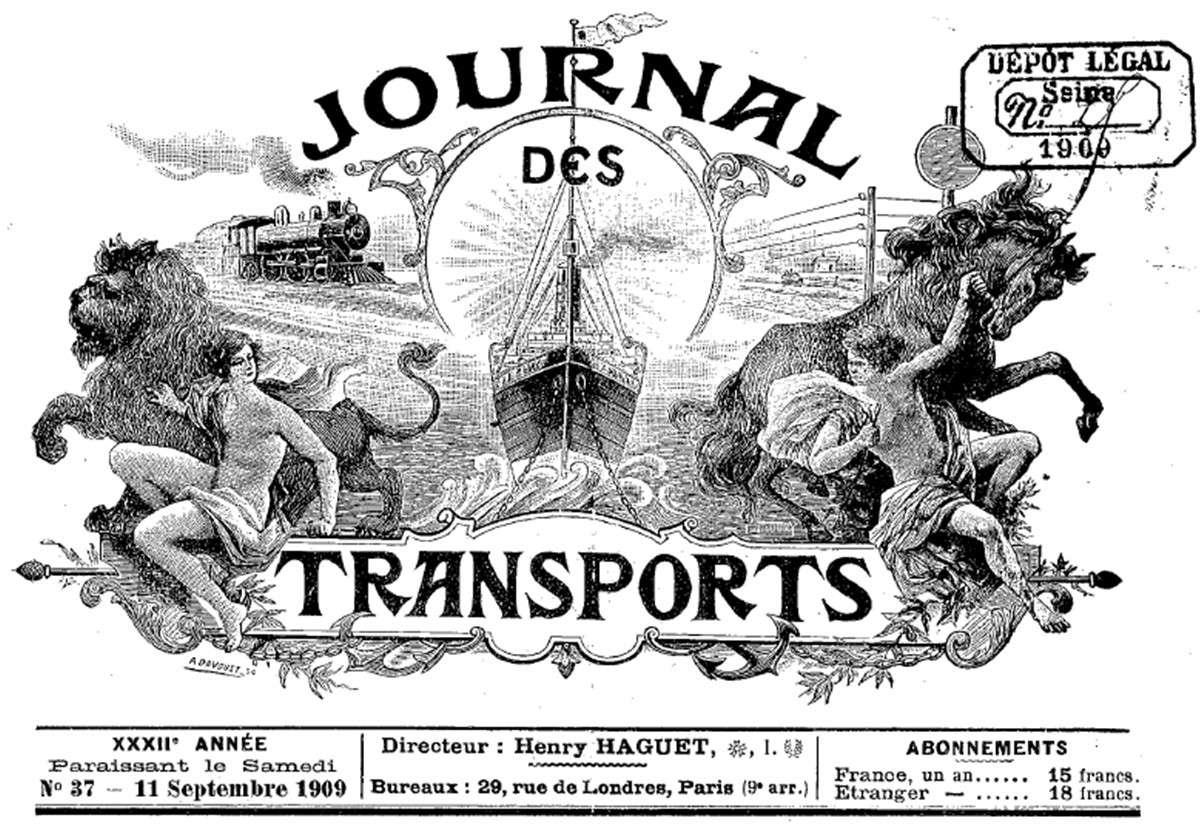 La Grande Semaine d'Aviation - Du 22 au 29 Août 1909 1909_n10