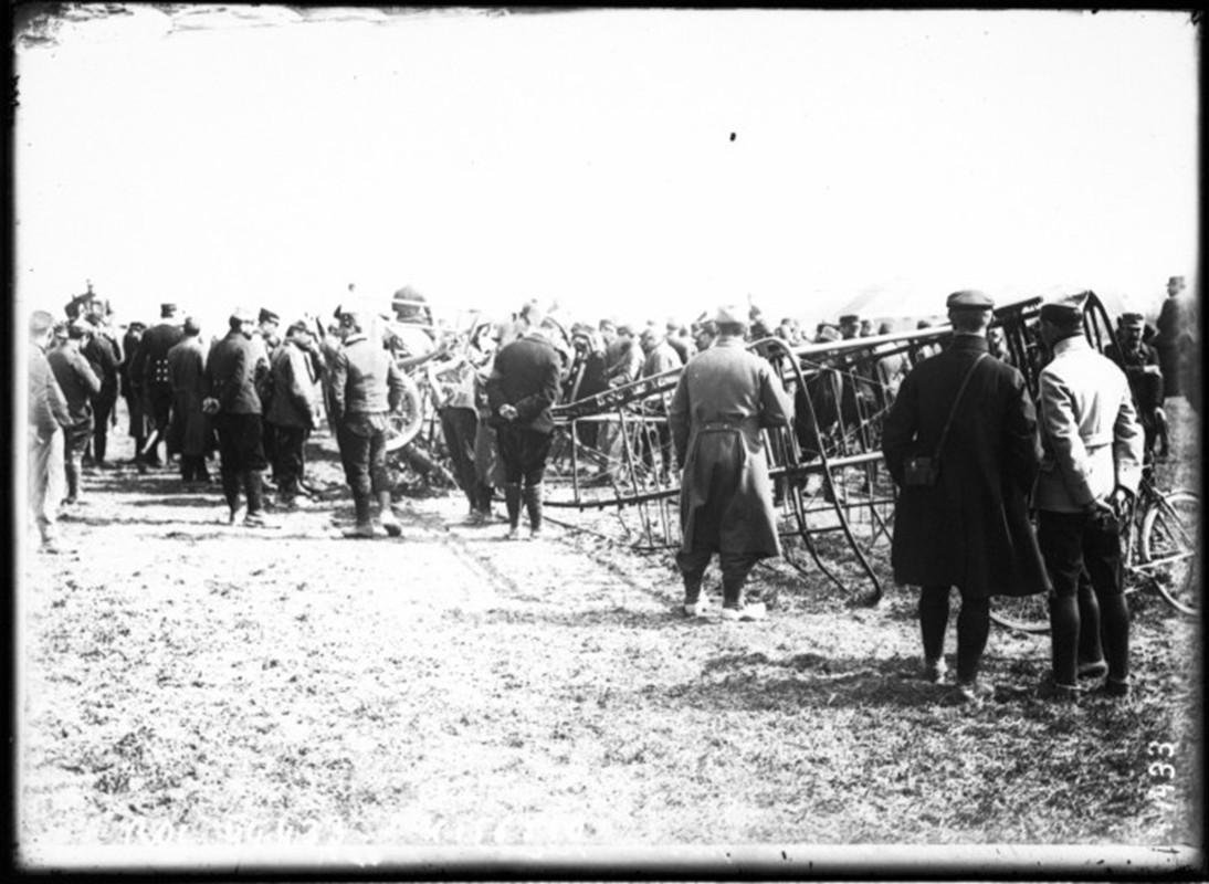 L'Aviation dans la Marne pendant la Grande Guerre 2-4-1510
