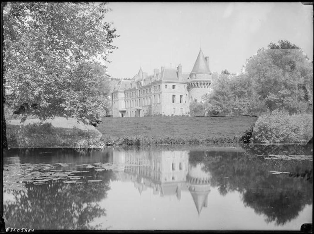 Les Châteaux Etang10
