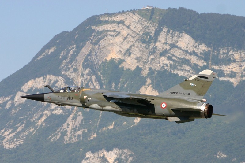 La Base Aérienne B.A. 112 Mirage10