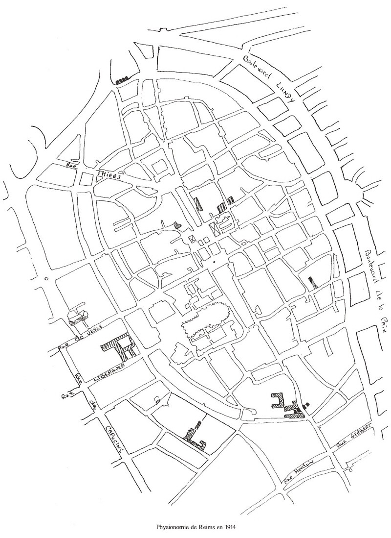 Plans de la Ville Numar109