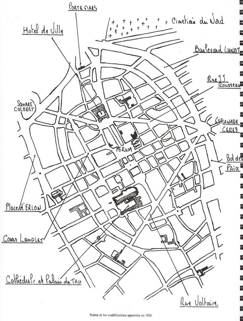 Plans de la Ville Numar110