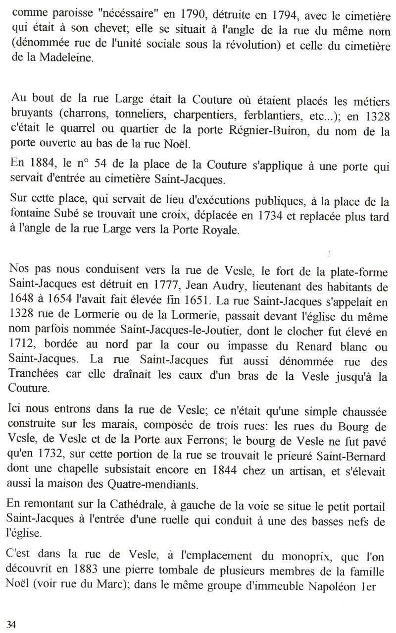 Plans de la Ville Numar113