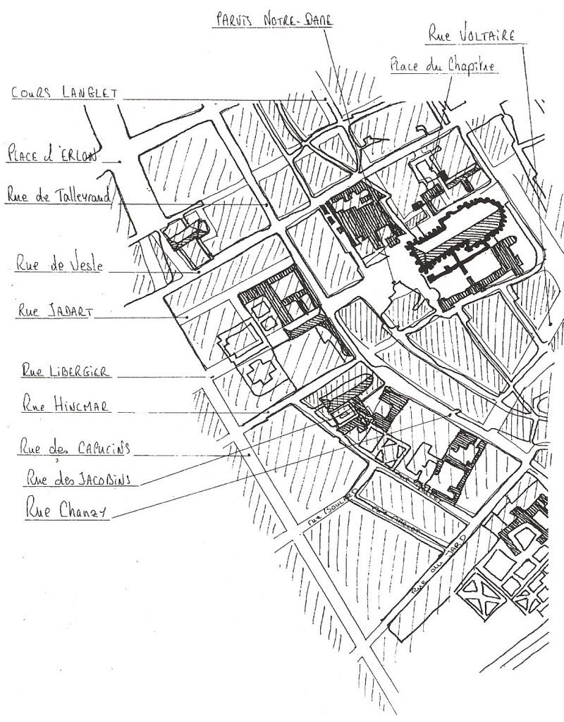 Plans de la Ville Numar119
