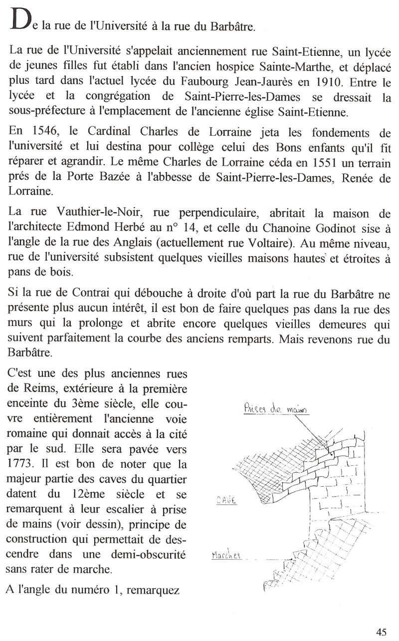 Plans de la Ville Numar122